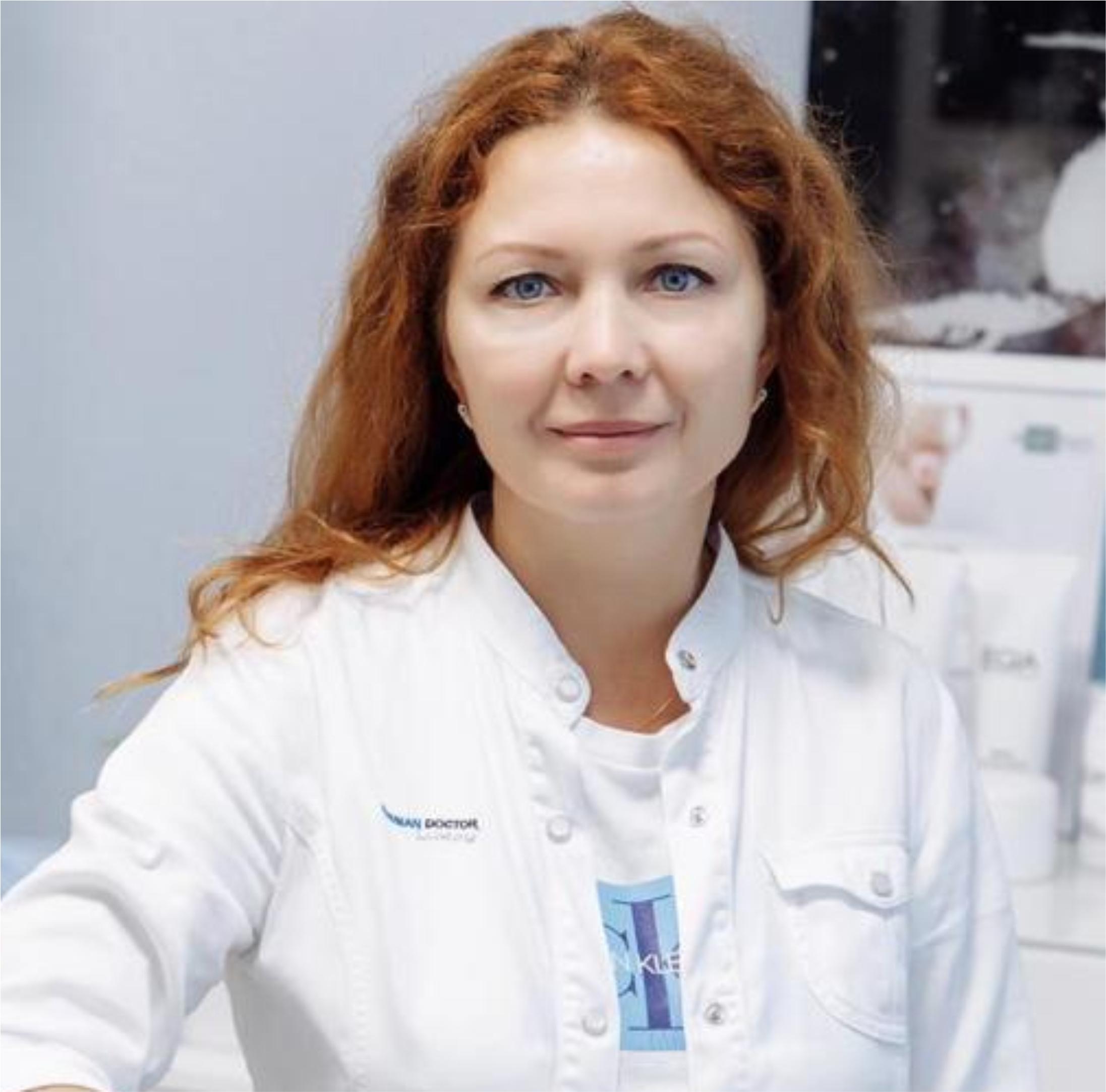 Вера Шатохина