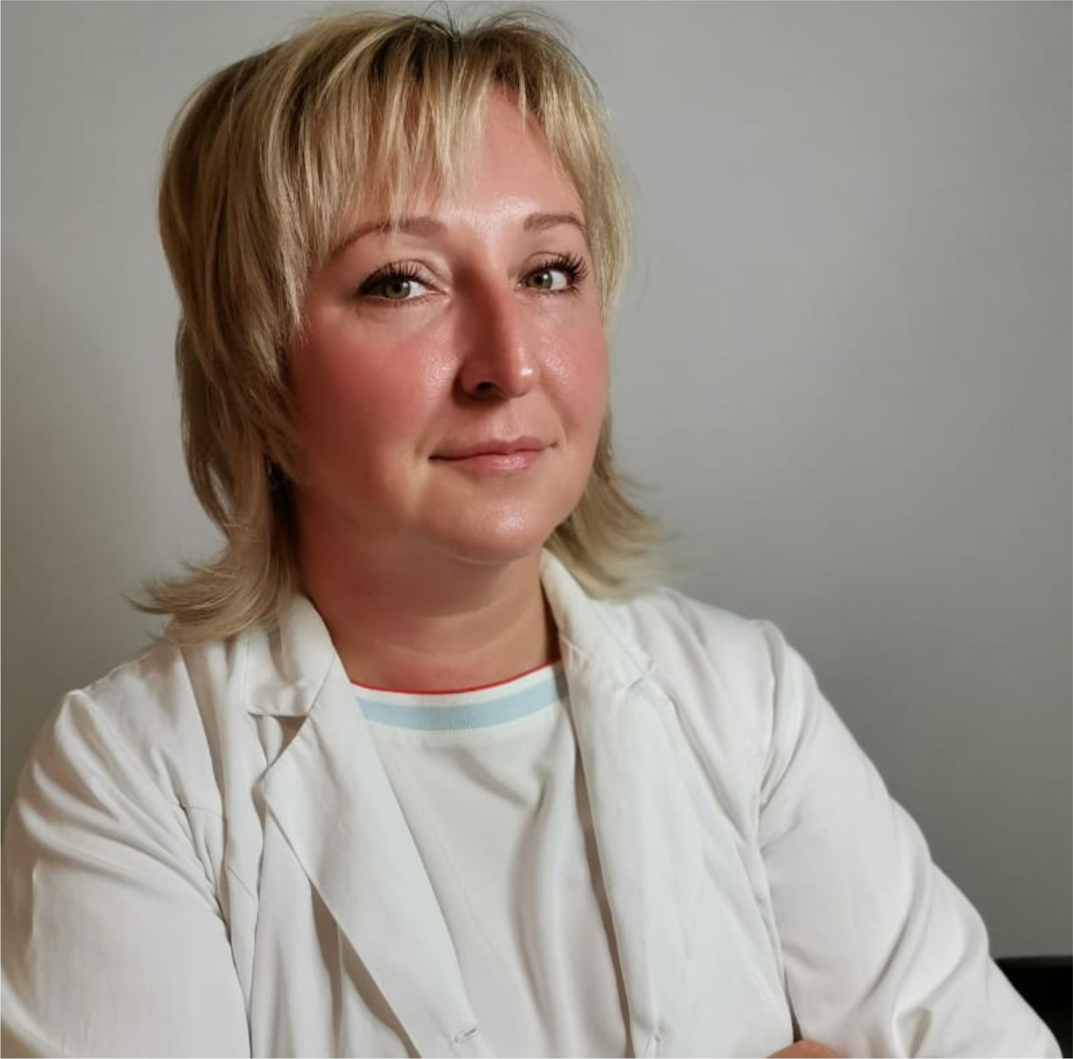 Ольга Гегешидзе
